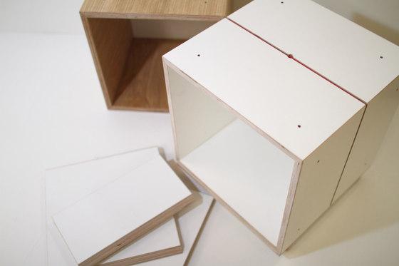 Paruz Beistelltisch de Andreas Janson | Tables d'appoint