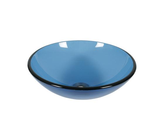 Bowl Azzurro by Dune Cerámica | Wash basins
