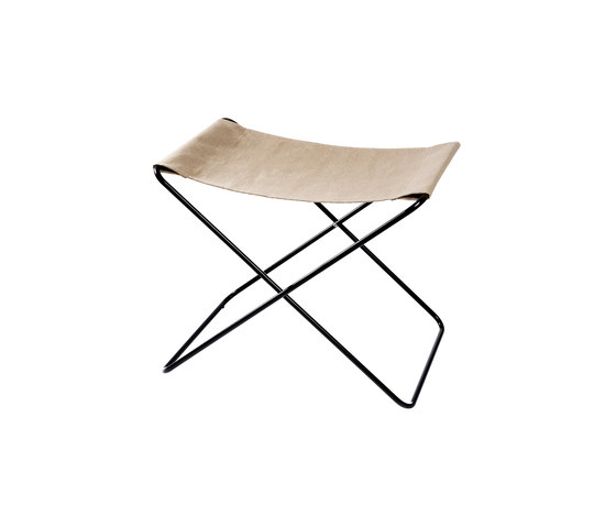 Hardoy | Footrest Linen de Manufakturplus | Mesas auxiliares