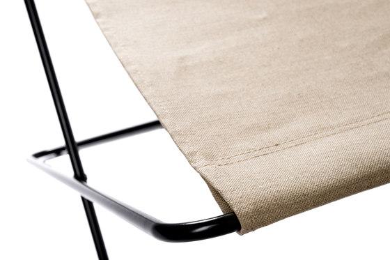 Hardoy | Footrest Linen by Manufakturplus | Side tables