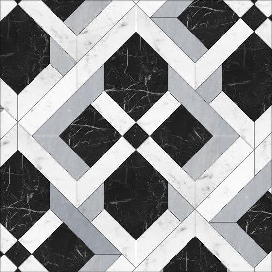 Elite Pavimenti di Devon&Devon | Mosaici pietra naturale