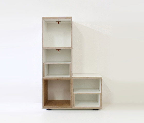Paruz Regal by Andreas Janson | Office shelving systems