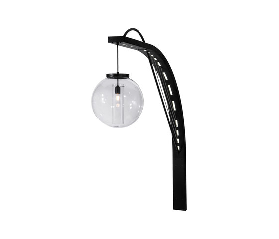 Bola Urbano LED Wall Sconce de 2nd Ave Lighting | Éclairage général