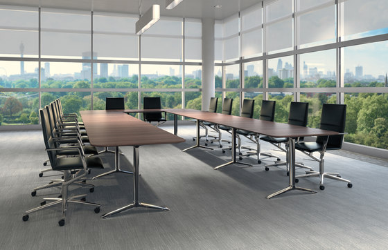 Intro by Davis Furniture | Contract tables