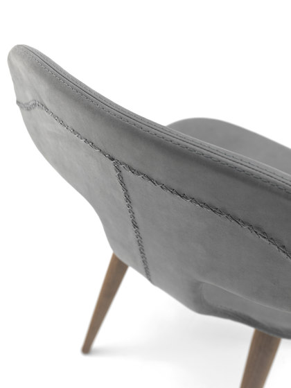 Klutch Chair - Authentic Living Collection - RIVA 1920 | LAMBORGHINI von Riva 1920 | Besucherstühle