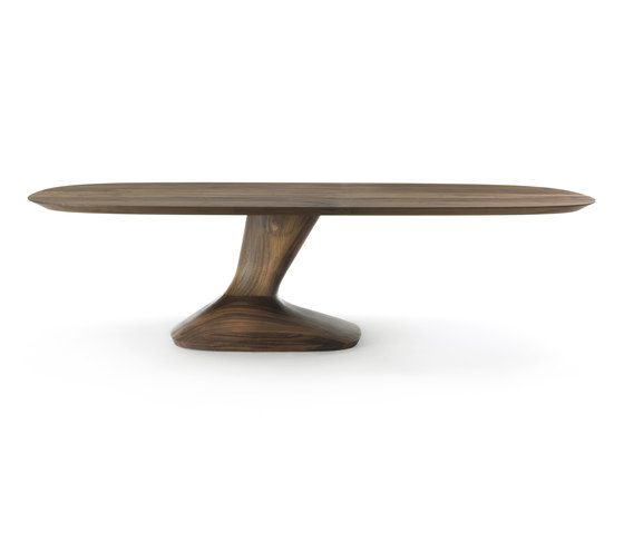 Speed Table - Authentic Living Collection - RIVA 1920 | LAMBORGHINI by Riva 1920 | Dining tables