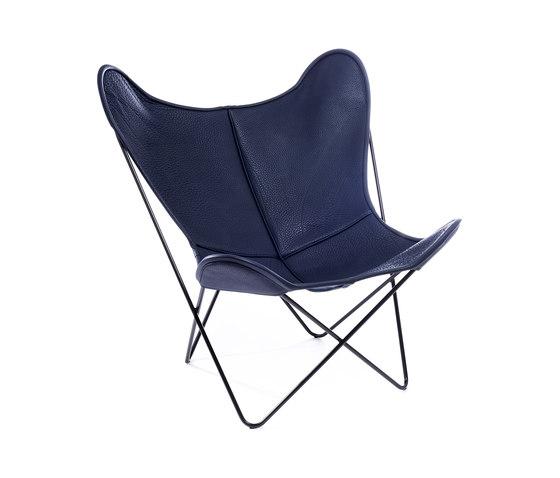 Hardoy | Butterfly Chair | Neck Leather de Manufakturplus | Sillones