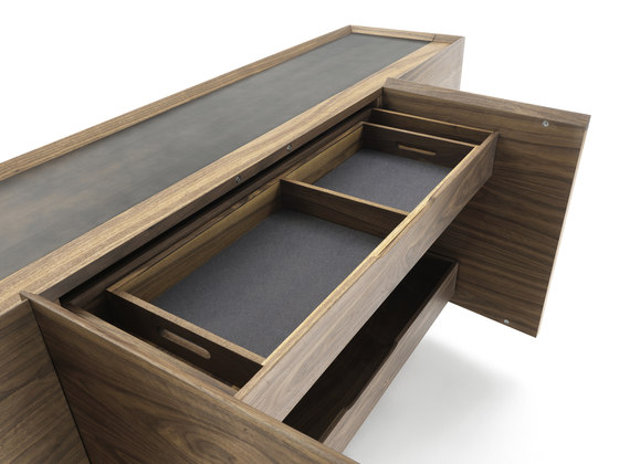 pandora sideboards von riva 1920 architonic. Black Bedroom Furniture Sets. Home Design Ideas