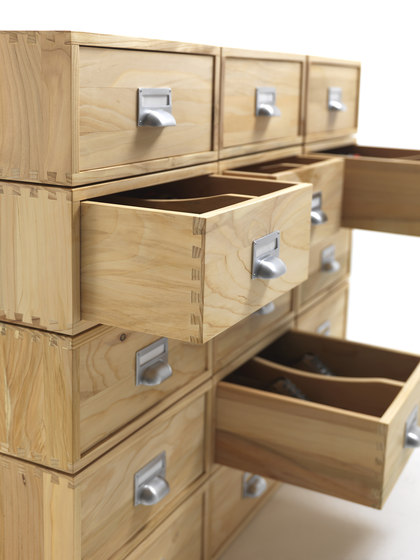 Prospectus by Riva 1920 | Shoe cabinets / racks