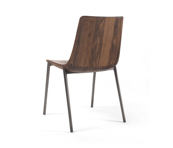 Materia by Riva 1920 | Visitors chairs / Side chairs