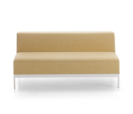 Stand By LC de Emmegi | Elementos asientos modulares