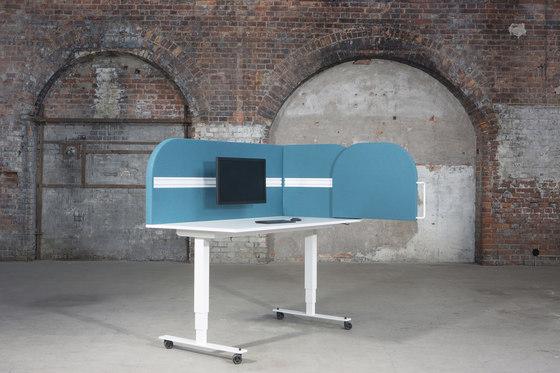 AGORAdesk   AGORAslide by AGORAphil   Table dividers