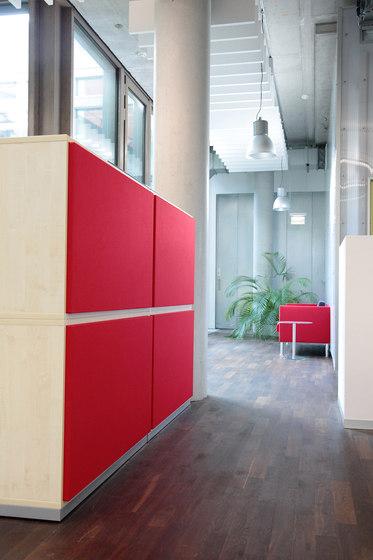 AGORApanel | Akustikpaneele für Schrankrückseiten by AGORAphil | Sound absorbing furniture
