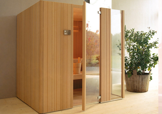 Auki 60 by EFFE PERFECT WELLNESS | Saunas