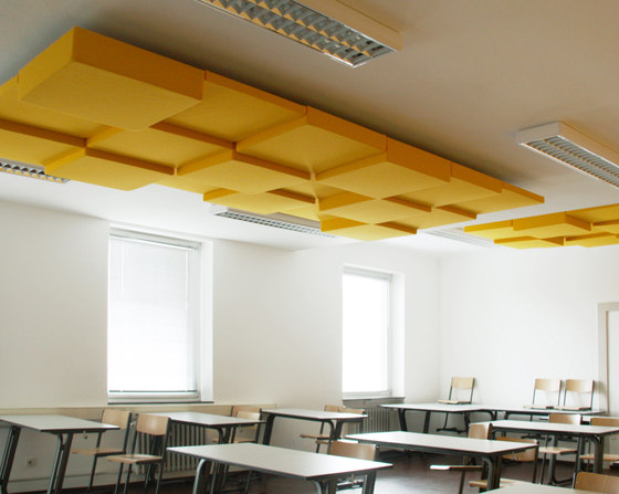 AGORAceiling | Deckenrelief by AGORAphil | Acoustic ceiling systems