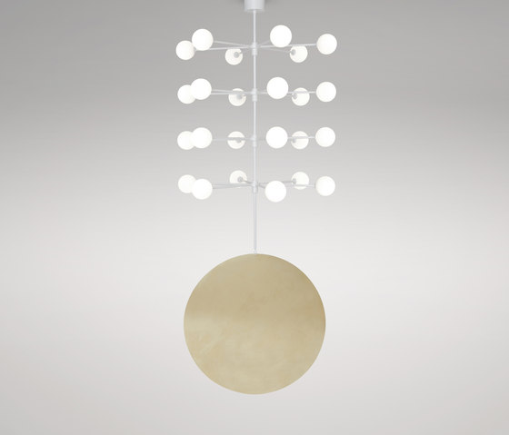 Epic 3 by Atelier Areti | Suspended lights