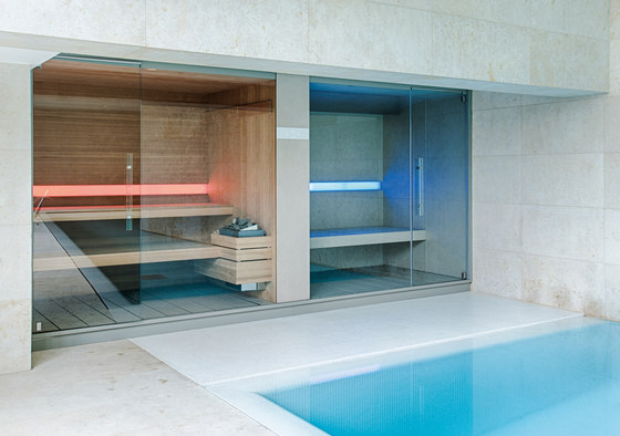 Logica SH by EFFE PERFECT WELLNESS | Saunas