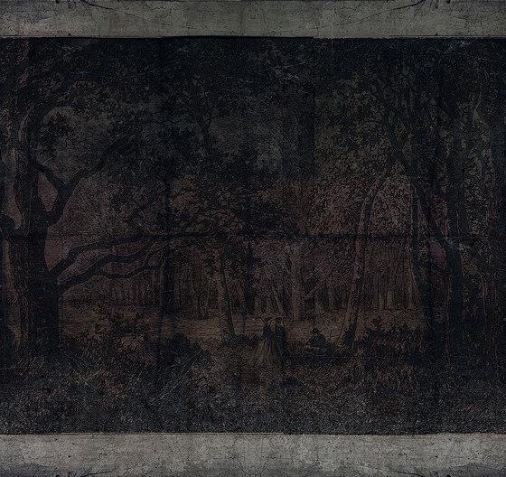 The Artist von LONDONART | Wandbeläge / Tapeten