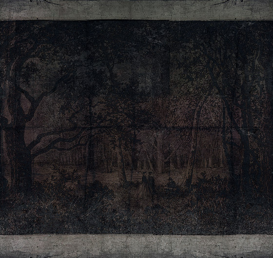 The Artist von LONDONART s.r.l. | Wandbeläge / Tapeten