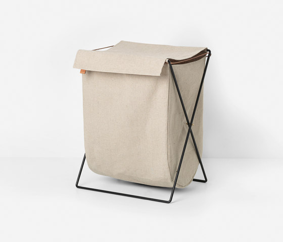 Herman Laundry Stand by ferm LIVING | Laundry baskets