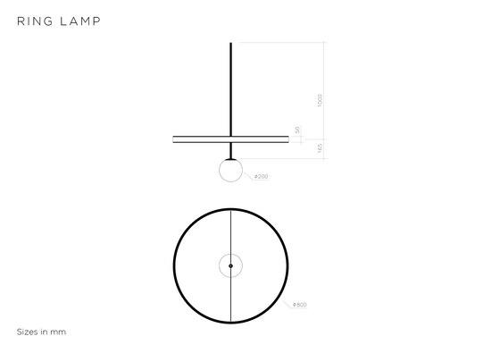 Ring de Atelier Areti | Suspensions
