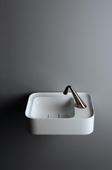 Cameo Sink | 50 x 40 h14 by Valdama | Wash basins