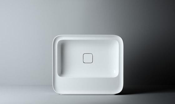 Cameo Sink | 60 x 50 h14 by Valdama | Wash basins