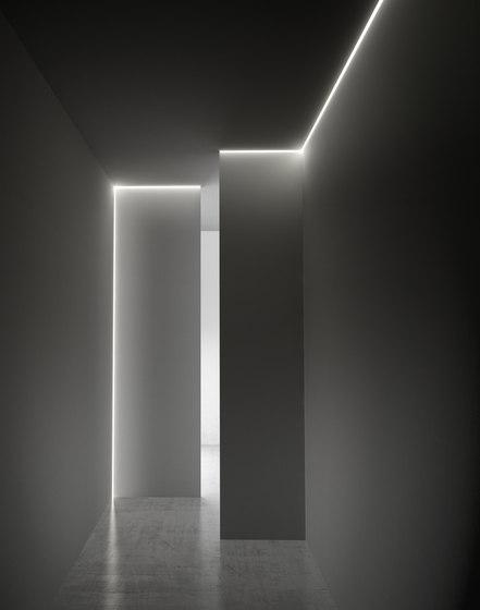 Corner de Panzeri | Perfiles de iluminación