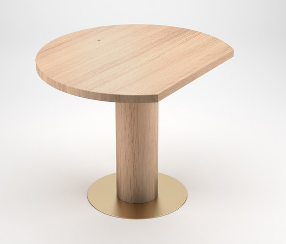Cut Circle by Atelier Areti | Dining tables
