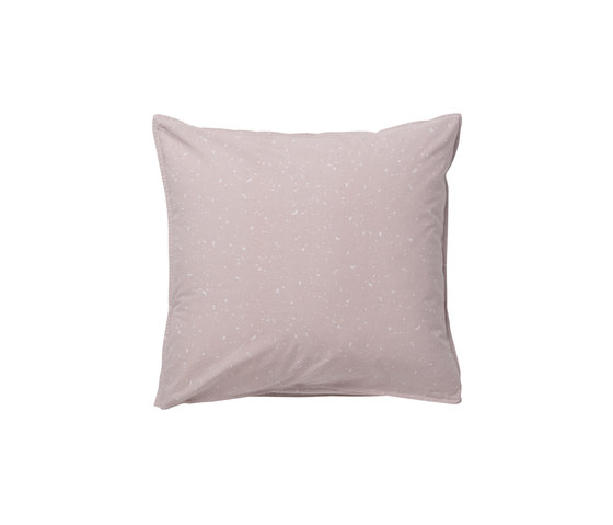 Hush Pillowcase Milkyway Dusty Rose - 63 X 60 de ferm LIVING | Fundas de cama