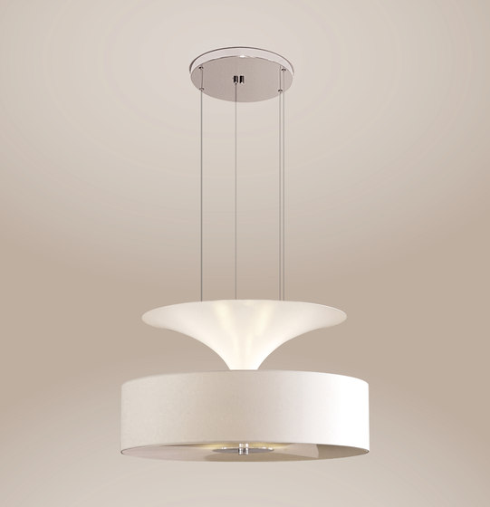 Airwave H5+2 by Ilfari | Suspended lights