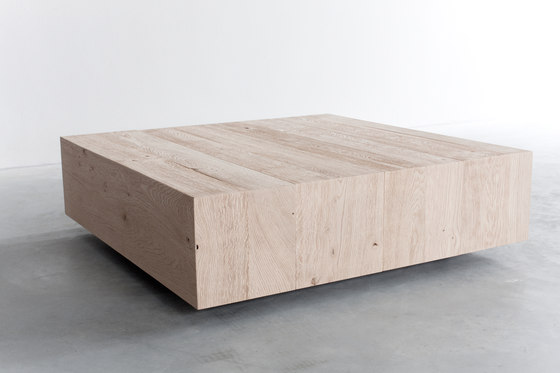 Common coffee table di Van Rossum | Tavolini bassi