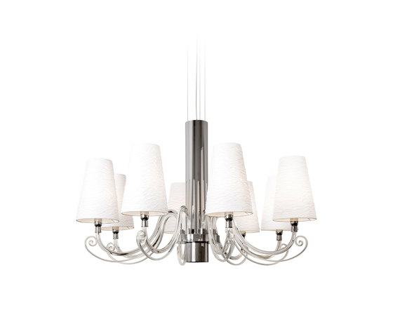 Arabian Pearls H8+1 by Ilfari | Suspended lights