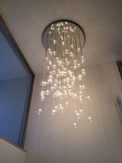 Ballroom C100 by Ilfari | Ceiling lights