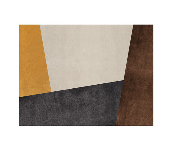 Dibbets Diagonal by Minotti | Rugs