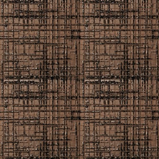 Fap Mosaici Dark Side Cross Bronze de Fap Ceramiche | Mosaicos de cerámica