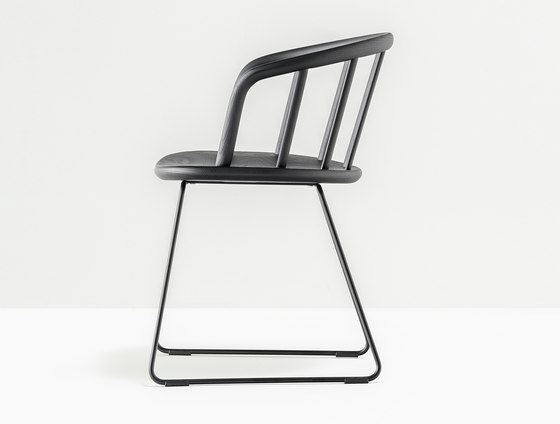 Nym armchair 2855 by PEDRALI | Restaurant chairs