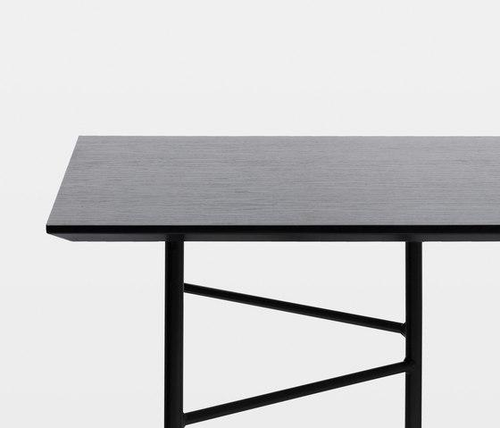 Mingle Table Top - Black Veneer - 210 cm by ferm LIVING | Materials