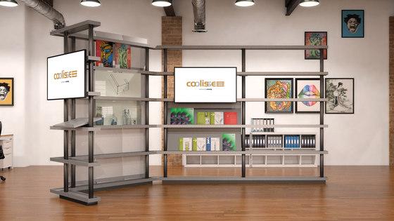 Coolisse by Meng Informationstechnik | Shelving