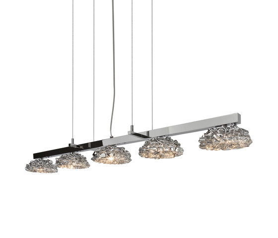Flowers From Amsterdam H5 by Ilfari   Suspended lights