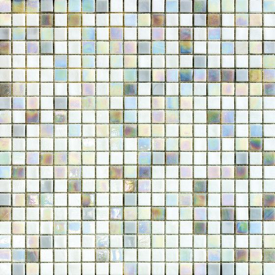 Cromie 15x15 Olbia von Mosaico+ | Glas Mosaike