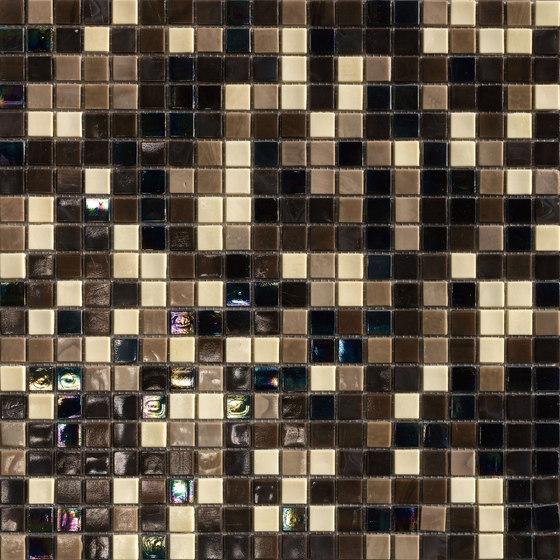 Cromie 15x15 Mantova by Mosaico+ | Glass mosaics