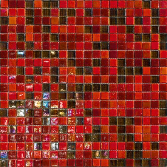 Cromie 15x15 Vicenza de Mosaico+ | Mosaïques verre