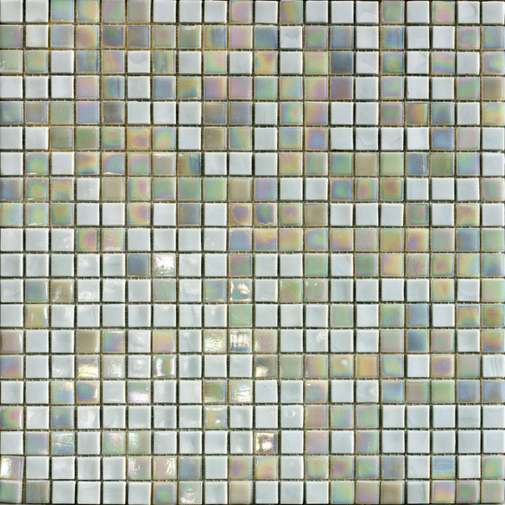 Cromie 15x15 Brescia by Mosaico+ | Glass mosaics