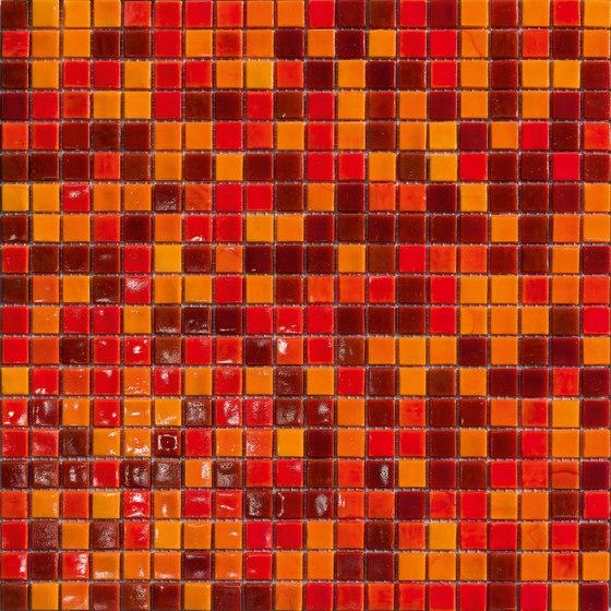 Cromie 15x15 Gorizia de Mosaico+ | Mosaïques verre