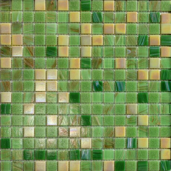 Cromie 20x20 Dublino by Mosaico+ | Glass mosaics