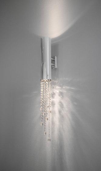 Sexy Crystals W1+1 di Ilfari   Lampade parete