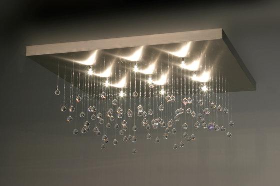 Sprankling C9 by Ilfari   Ceiling lights