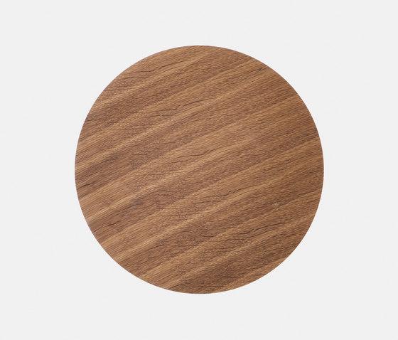Wire Basket Top Large - Smoked Oak de ferm LIVING | Matériaux