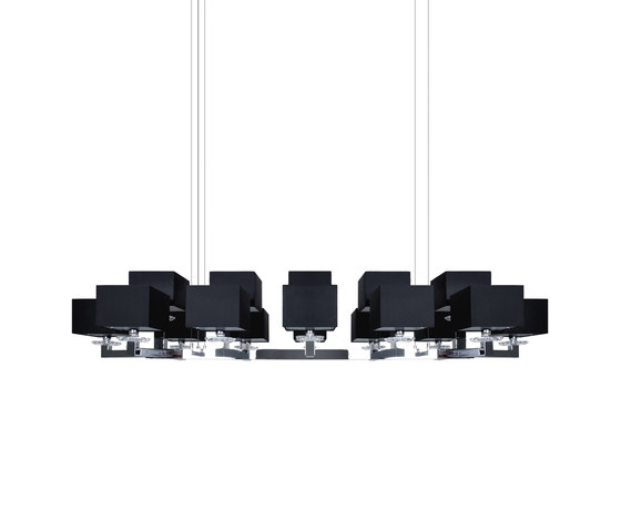 Swinging Ballet H17 by Ilfari | Suspended lights